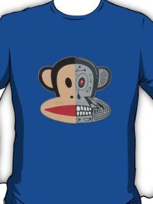 Alien Monkey face logo T-Shirt