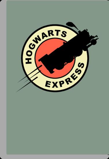 Magic Express by perdita00