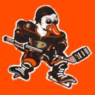 D5 The Anaheim Ducks by DCVisualArts