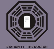 Station 11 - The Doctor  Kids Clothes