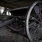 Agricultural Seed Drill by Fotomus-Digital