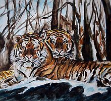 Resting by Harsh  Malik