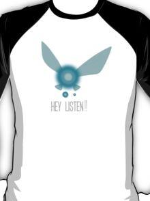 Navi Hey Listen!! (Zelda) T-Shirt