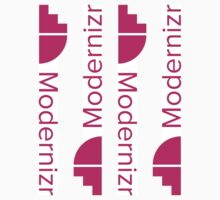 Modernizr ×4 by posx ★ $1.49 stickers