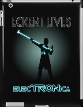 Eckert Lives by CherryGarcia