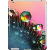 Poppy Drops II iPad Case/Skin