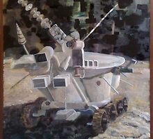 Moonwalker by potapov