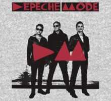 Depeche Mode : 2013 Groupe Poster by Luc Lambert