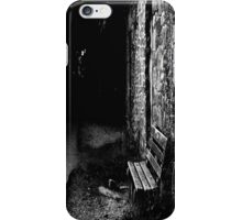 Empty Chair iPhone Case/Skin