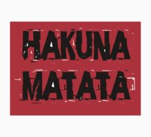 Lion King - Hakuna Matata by scatman