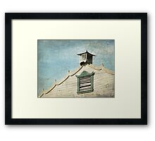 Japantown San Jose Framed Print