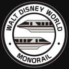 WDW Monorail Black by AngrySaint