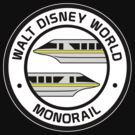 WDW Monorail Yellow by AngrySaint