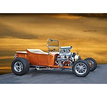 1923 Ford Model T Roadster Pick-Up Photographic Print