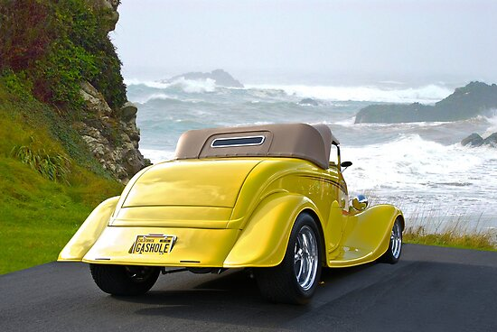 1934 Ford Roadster PCH II by DaveKoontz
