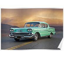 1958 Chevrolet Delray Poster