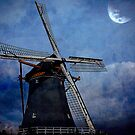 There is Something about Windmills..... by EvaMarIza