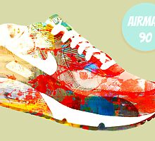 Airmax 90 by AbstractCeleb
