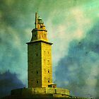 Tower of Hercules by EvaMarIza