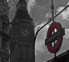 Big Ben, Westminster, London by JMChown