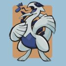 pokemon lugia by Vanita93