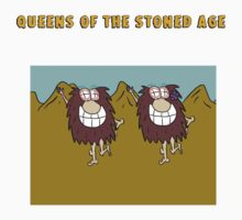 Queens Of The Stoned Age by uksub