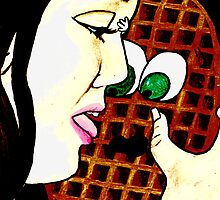 OH WAFFLE! experiment version by 324heathers