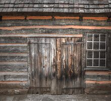 Shed Door by Diego  Re