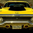 1971 Plymouth Roadrunner by BrettNDodds