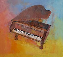 Piano by Michael Creese