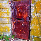 Rusty Door by indiemod