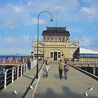 Kirbys, St Kilda Pier by picboxthornbury