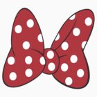 Minnie Bow Red by teetties