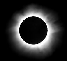 Totality IX by Richard Heath
