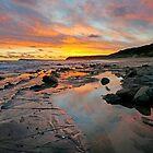 Kilcunda Sunset II by Harry Oldmeadow