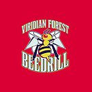 Viridian Forest Beedrill (iDevices) by thom2maro