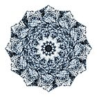 Wedgewood Linen and Lace Mandala by haymelter