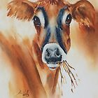 Moo ! by Bev  Wells