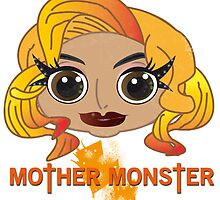 MOTHER MONSTER by Hernluc