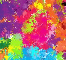 Colors Everywhere by Geosen