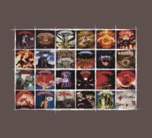 Krokus Albums by Leumas88