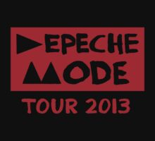 Depeche Mode - Tour 2013 by Suffering