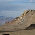 Marbled Mountain,Black Rock Desert,Gerlach NV USA by Anthony & Nancy  Leake