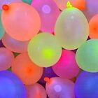 Water Ballon Fight!  by Buckeyefiveo