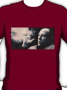 Tony Soprano with cigar T-Shirt