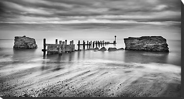 Beach Defences by Patricia Jacobs CPAGB LRPS BPE2
