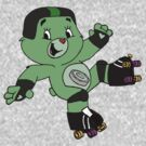 Roller Derby Care Bears (Pivot Bear) by altair4