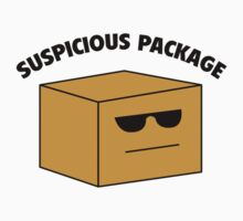 Suspicious Package by BrightDesign