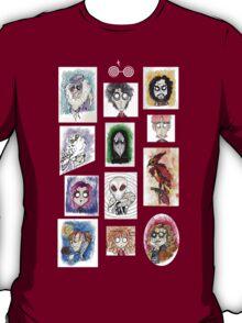 Potter Cast T-Shirt