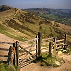 Stile and Gate by Jonnyfez